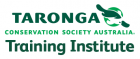 Taronga Training Institute logo
