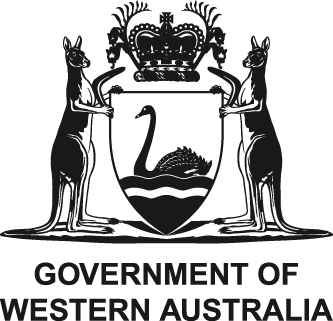 WA Government Badge